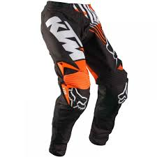 motocross gear set ktm motocross gear gravityfx set black fox mx new orange dirt bike