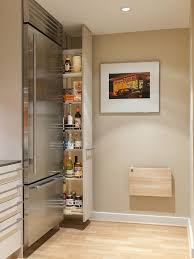 next kitchen furniture slim pull out cabinet next to fridge what else would you