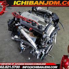 jdm honda civic d16a turbo vtec motor engine 92 93 94 95 obd1 eg