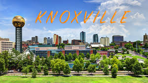 aerial views in knoxville tennessee youtube