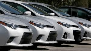 toyota car lot 10 most comfortable cars 30 000 kion