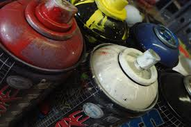 Spray Cans Paint - what is best spray paint art supplies