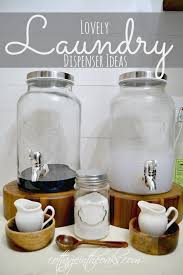 Laundry Room Detergent Storage 50 Laundry Storage And Organization Ideas Laundry Room Detergent