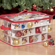 christmas ornament storage best christmas ornament storage practices optimizing home decor