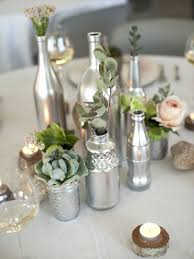 Wine Bottle Wedding Decoration Ideas