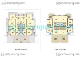 Twin House Plans Dso Residences Floor Plans Justproperty Com