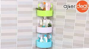 Wall Shelf Bathroom Triangle Shaped Bathroom Corner Shelf Bathroom Shelf Youtube