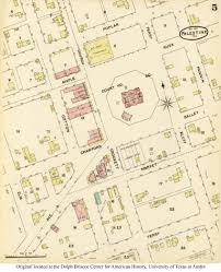 Plano Tx Map Sanborn Maps Of Texas Perry Castañeda Map Collection Ut