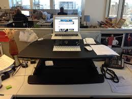 product review the varidesk pro standing desk d magazine