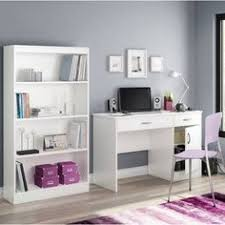 south shore smart basics small desk give your home office a contemporary touch with this elegant desk