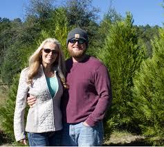 cut your own tree at strickland u0027s christmas tree farm in defuniak