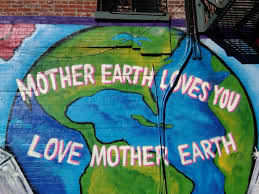 mothers earth cherish our gift save the planet earth
