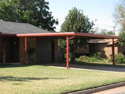 attached carport okc carports carports u0026 metal buildings oklahoma city midwest