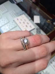 3mm diamond show me your 3mm eternity band weddingbee