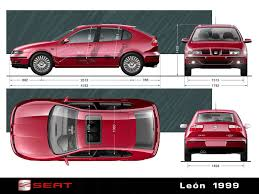 seat leon 1999 pictures information u0026 specs