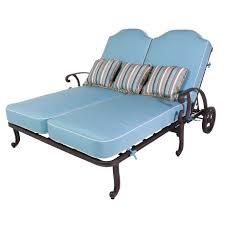 Aluminum Chaise Lounge Chair Design Ideas Indoor Double Chaise Lounge U2014 Prefab Homes
