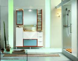 bathroom medicine cabinets recessed dark countertop combined white