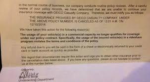 rideshare drivers still cornered into insurance secrecy
