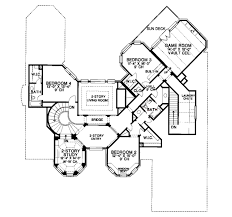 european style house plan 4 beds 2 5 baths 2617 sq ft european style house plan 4 beds 5 baths 4500 sq ft 20