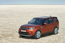 3 row 2018 land rover discovery makes debut with busy families in