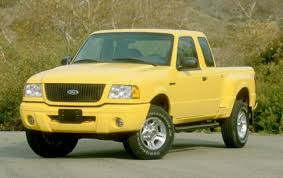 Yellow Ford Ranger Truck - 2003 ford ranger information and photos zombiedrive