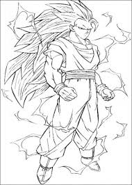 dragon ball 276 cartoons u2013 printable coloring pages