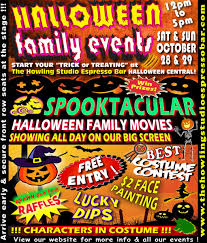 free event halloween spooktacular family events weekend sticky
