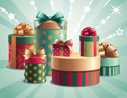 christmas present boxes 56pixels christmas gift boxes vector illustration
