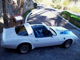 Last Year Of Pontiac Firebird Pontiac Firebird 1979