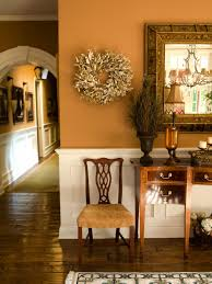 Colors For Interior Walls In Homes by Fall Decorating Ideas Simple Ways To Cozy Up Hgtv Decorating