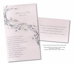 delightful silver wedding anniversary invitation template with