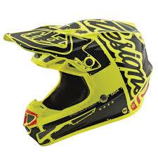 scott motocross helmets dirtbikebitz 2018 troy lee se4 polyacrylite youth mx motocross