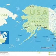 us map anchorage alaska us map including hawaii map of usa