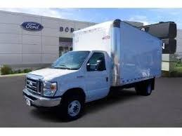 ford e series box truck ford e series box truck trucks for sale in maryland
