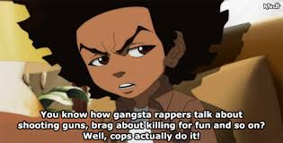 Boondocks Memes - cause i guess relevant the boondocks know your meme