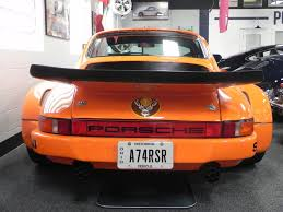 porsche whale tail for sale new 911 rsr body panels aase sales porsche parts center