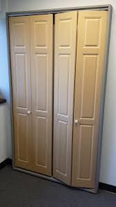 8 Foot Bifold Closet Doors Broken Bifold Closet Doors