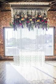 Industrial Boho Wedding Decor Ideas