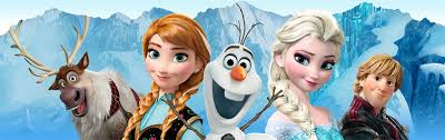 frozen characters disney uk