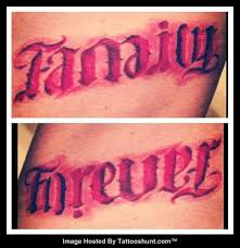 family forever ambigram pictures to pin on