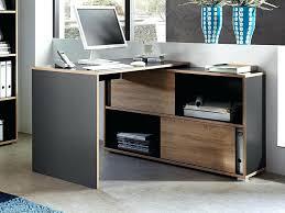 meuble bas bureau design d intérieur meuble bureau rangement dangle prix bas et