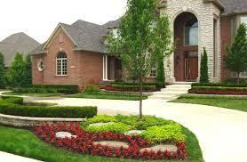 beautiful front yard landscape design ideas pictures interior