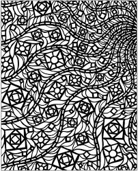 25 geometric coloring patterns images mandalas