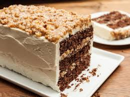 chocolate cake with whipped fudge filling and chocolate