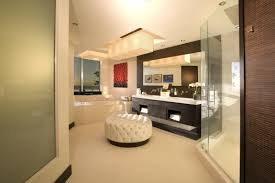 simple 10 modern mansion master bathrooms design ideas of