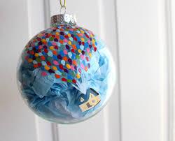 disney pixar s up balloon house glass ornament 27 up