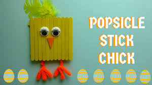 easter craft popsicle stick popsicle stick craft youtube