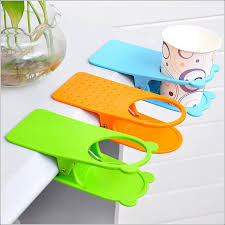 Table Cup Holder Clip On Table Cup Holders No More Spilling