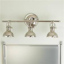 Above Mirror Bathroom Lighting | mirror design ideas two different above mirror bathroom lights