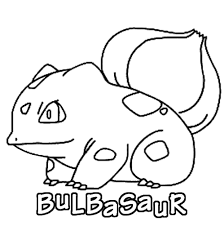 pokemon coloring pages bulbasaur olegandreev me